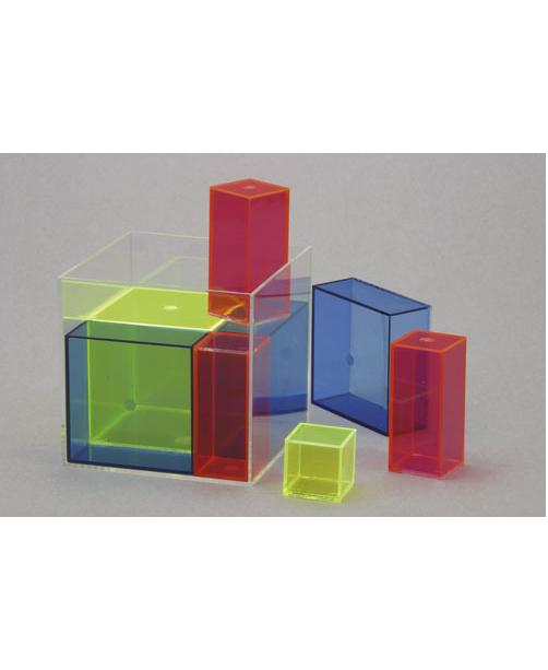 Kocka s prikazom formule (a + b)3 641-37