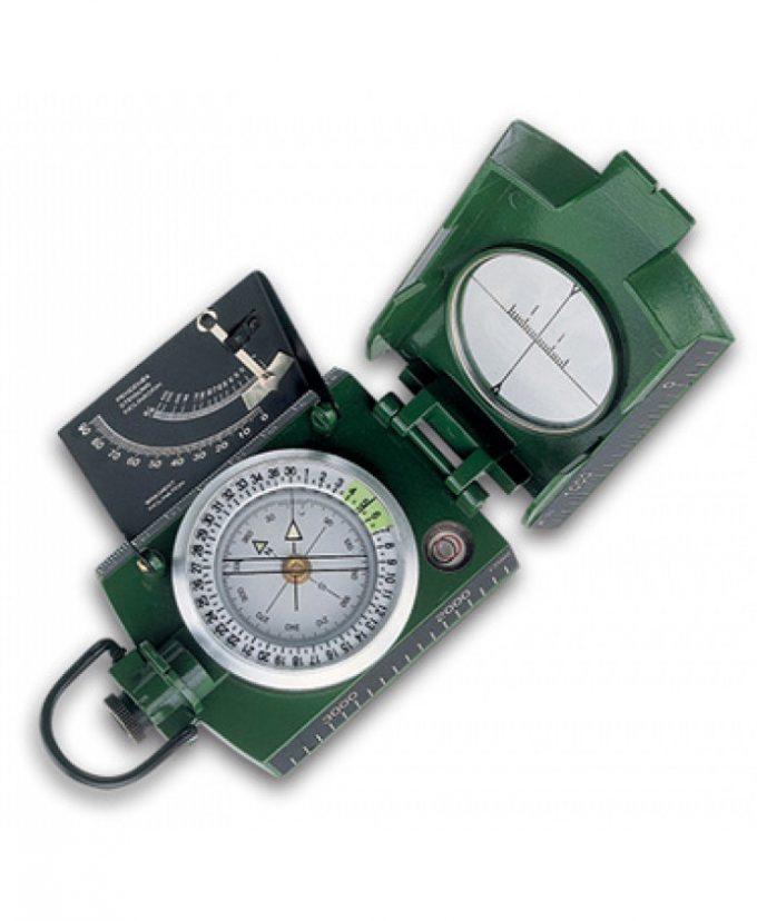 Kompas s inklinometrom