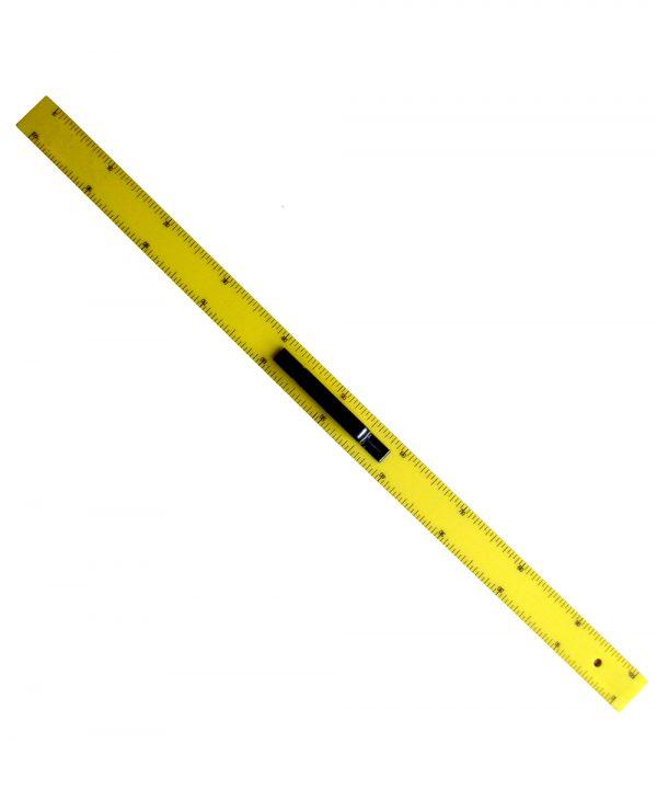 Ravnalo za školsku ploču 100 cm PVC