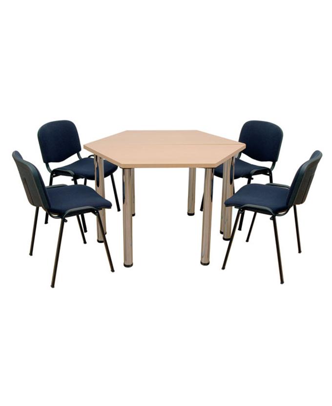 Trapezni stol 2