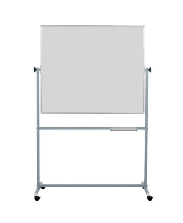 Školska ploča na stalku bijela