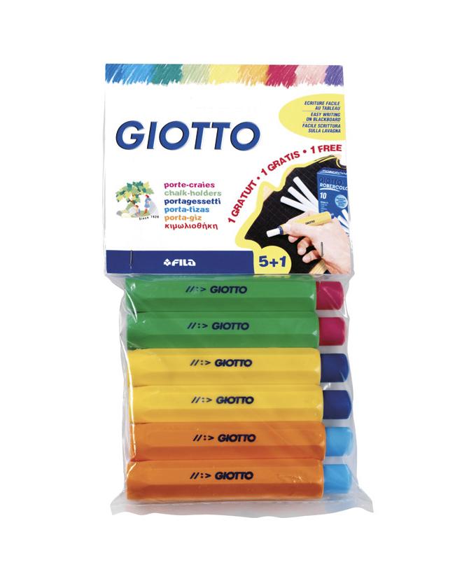 Držač za kredu pk5+1 Giotto