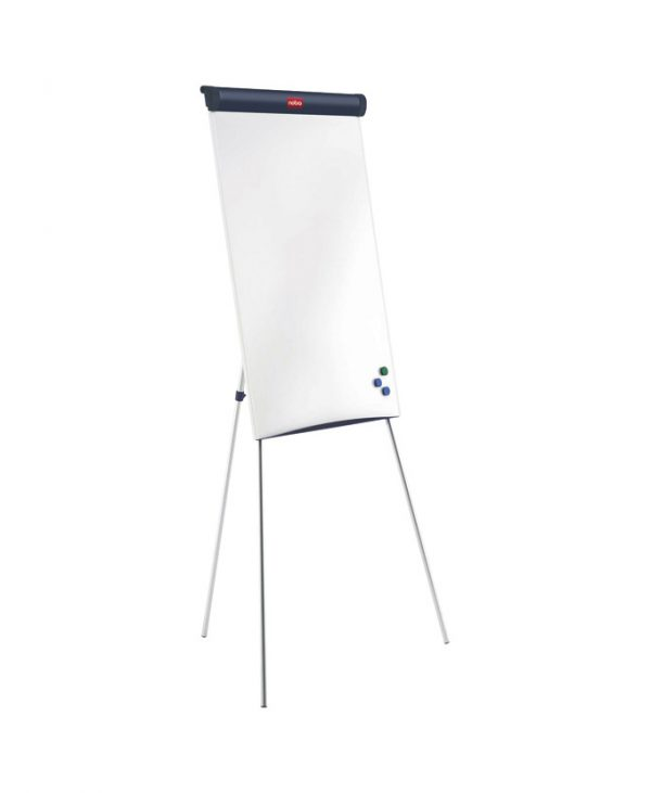 Flipchart s bijelom pločom, 70×100cm Baracuda 2