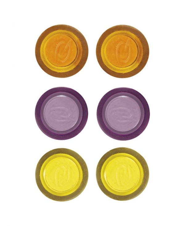 Magnet 3cm pk6 Quartet