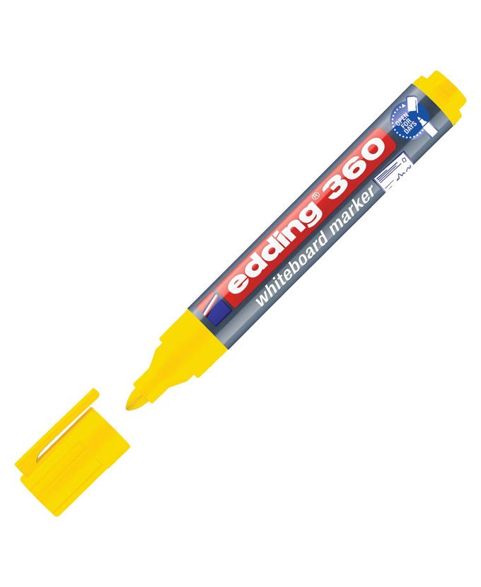 Marker Edding 360 žuti