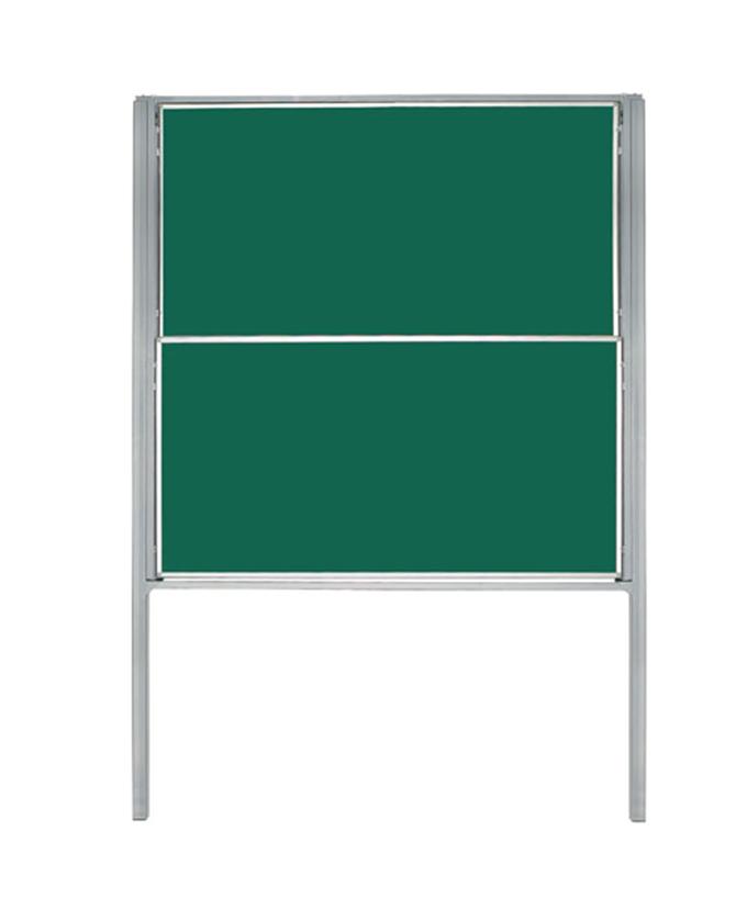 Ploča na balans zelena