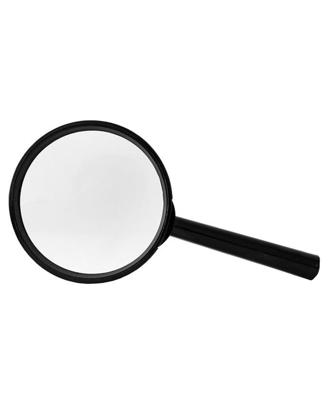 Lupa ručna - 5x, okrugla, fi 75 mm
