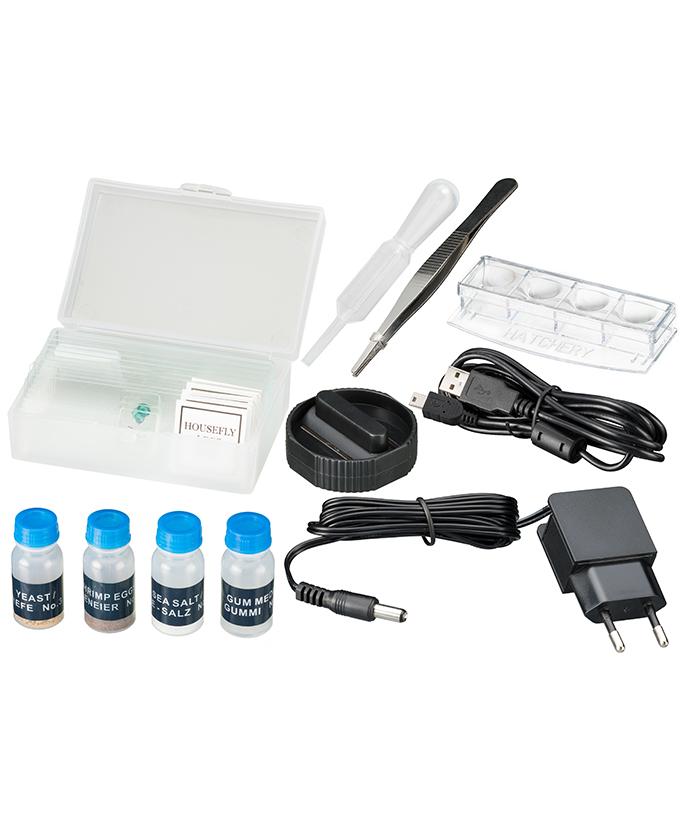 52-01000 LCD mikroskop