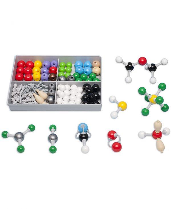 Anorg-org. kemija - početnički set (MMS-002)