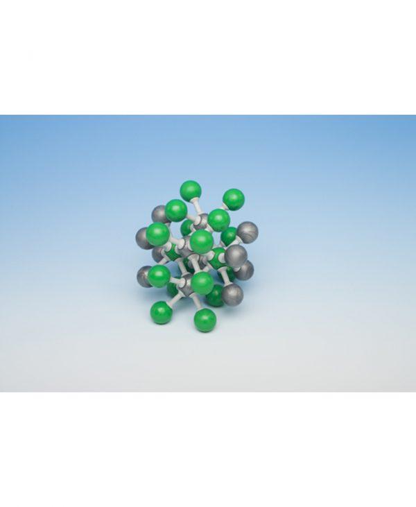 Model Cezij-klorida (MKO-133-30)