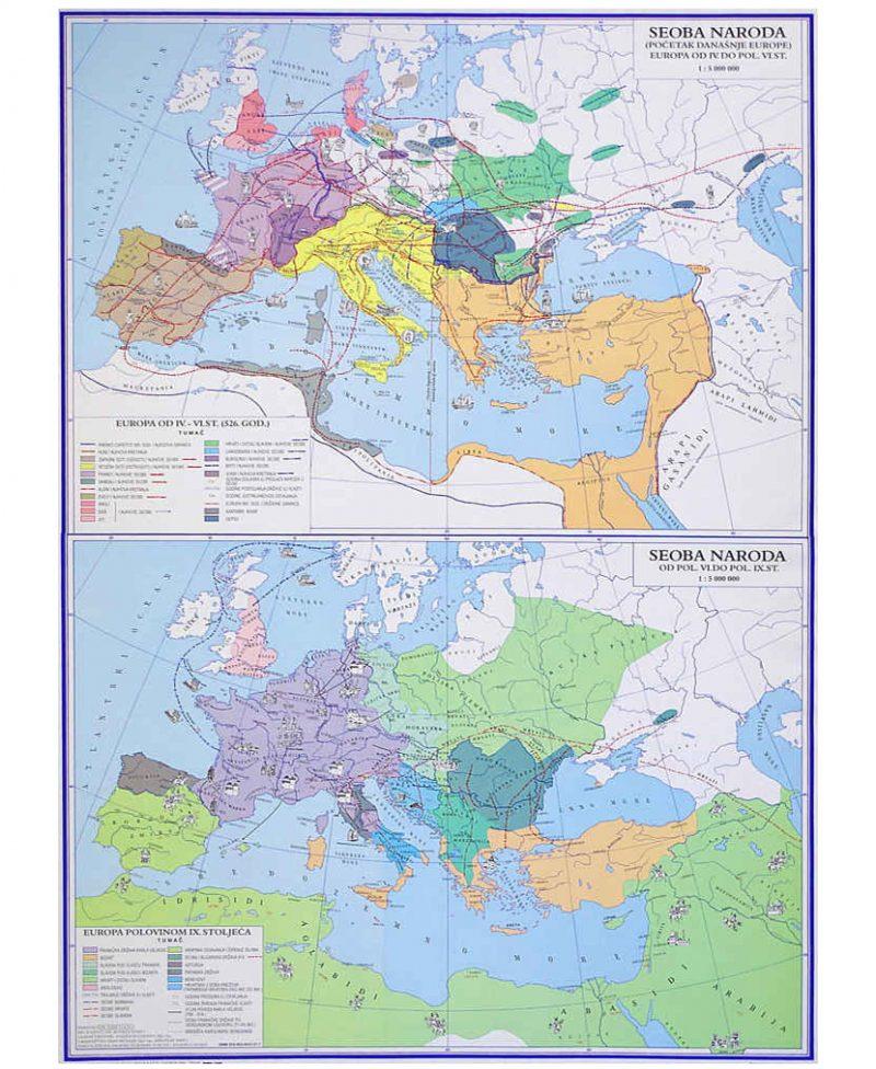 Karta Seoba naroda