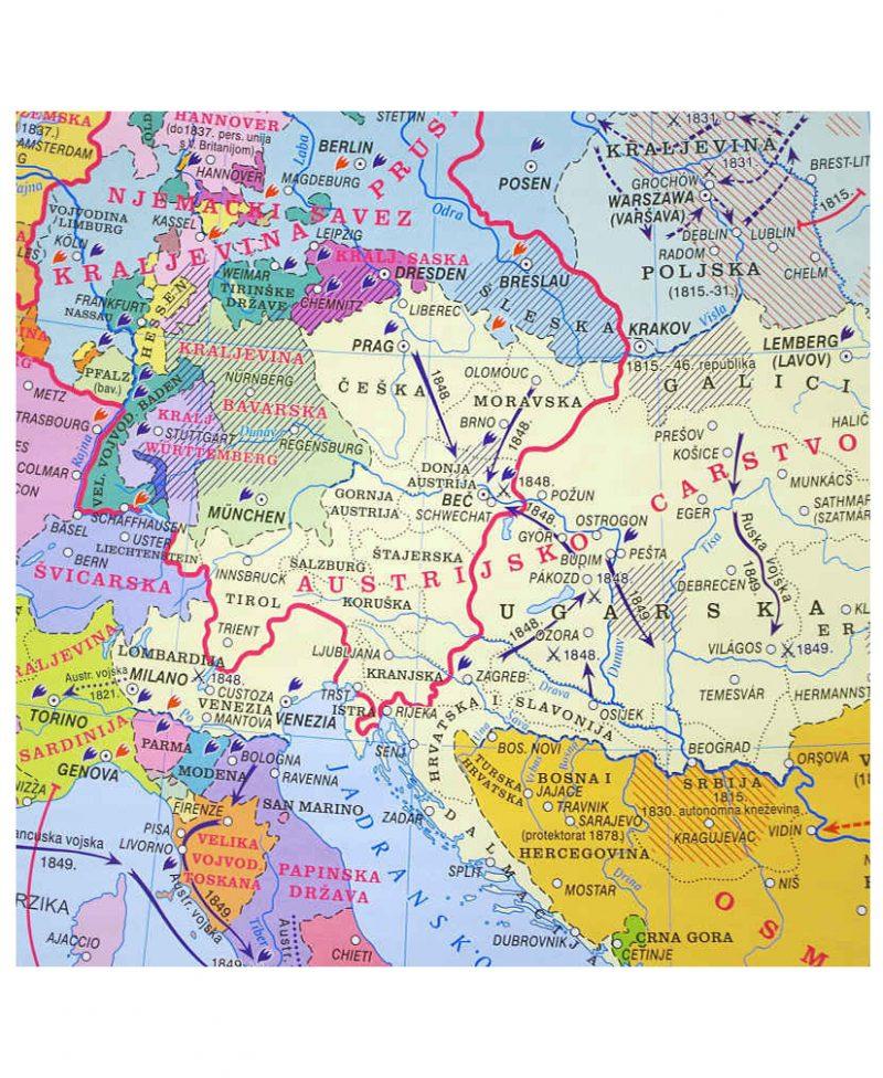 Europa u prvoj polovici 19. stoljeća
