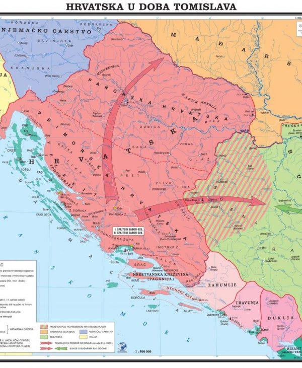 Povijesne zidne karte