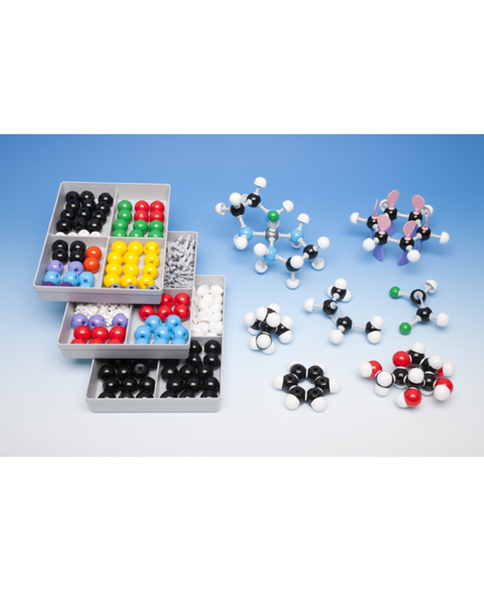Organska stereokemija - razredni set (prof.) (MMS-050)