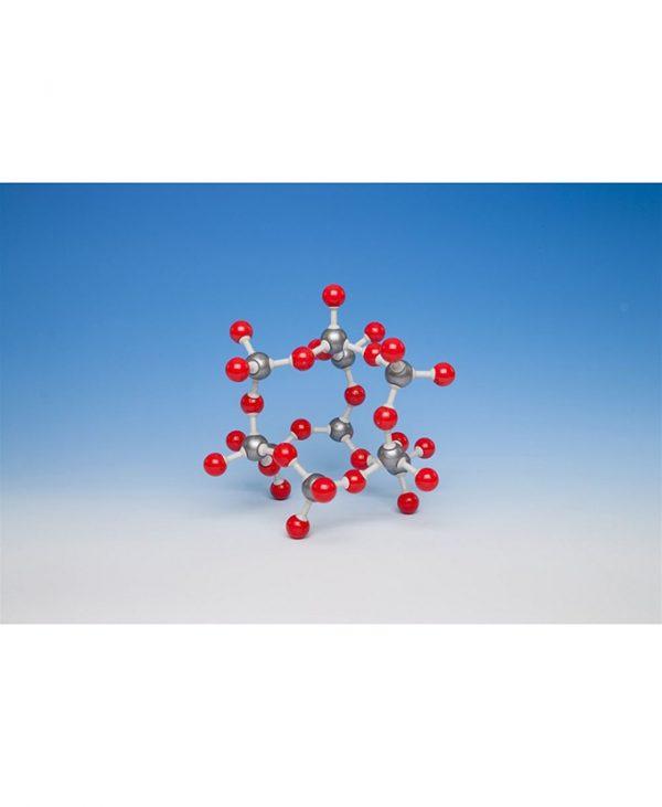 Silicij-dioksid (140° otvoreni model) (MKO-136-38)