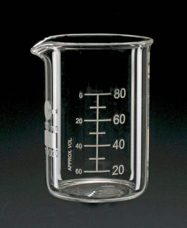 Čaša visoka 100 mL
