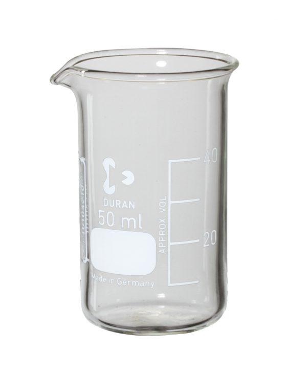 Čaša visoka 50 mL