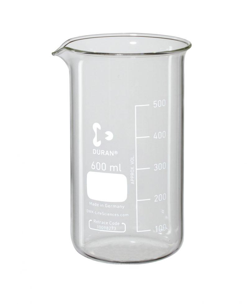 Čaša visoka 600 mL