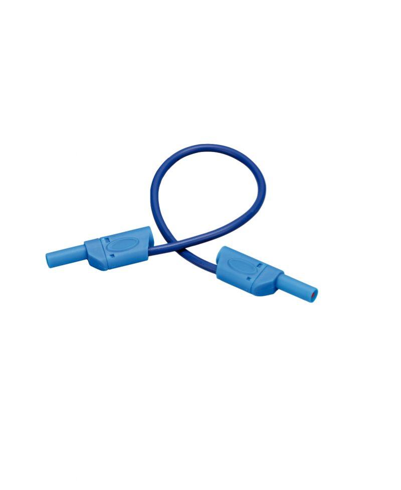 Sigurnosni kabel, PVC, 25 cm, plavi