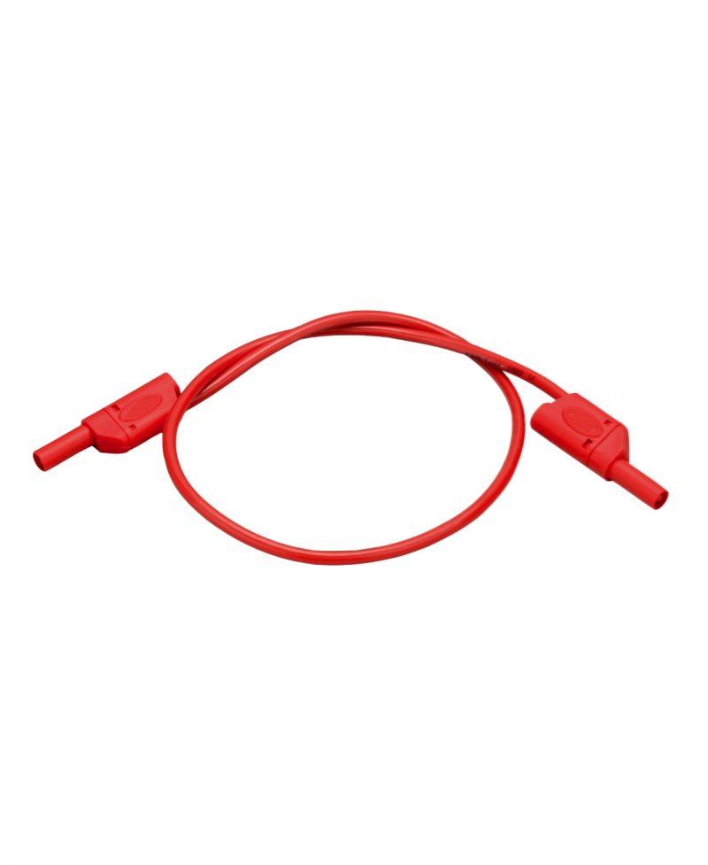 Sigurnosni kabel, PVC, 50 cm, crveni
