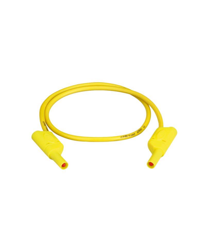 Sigurnosni kabel, PVC, 50 cm, žuti