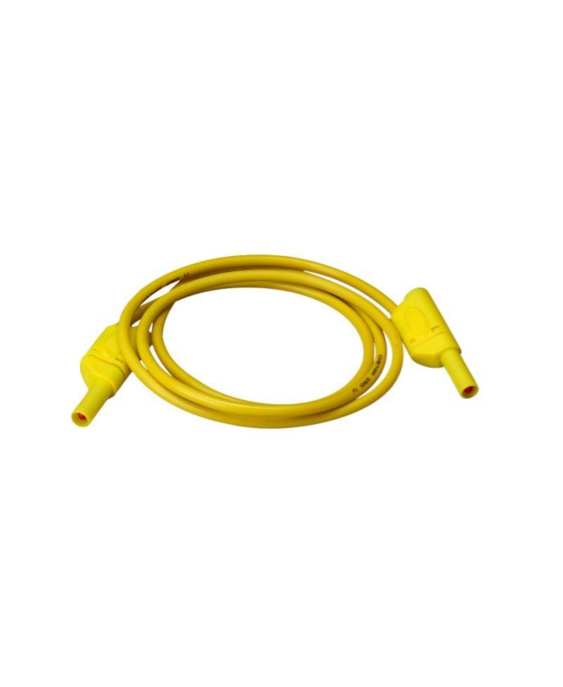 Sigurnosni kabel, PVC, 100 cm, žuti