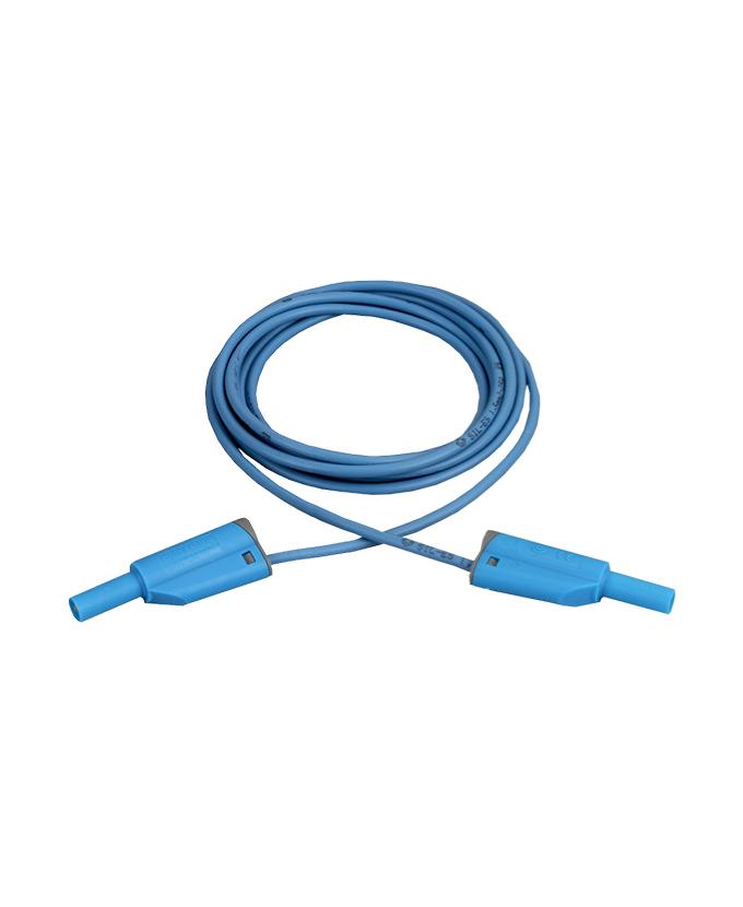 Sigurnosni kabel, silikon, 200 cm, plavi