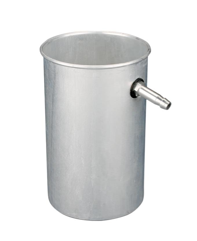 Preljevna posuda, aluminij