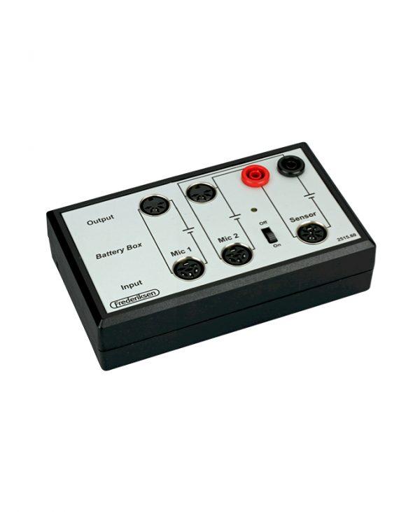 Battery box za mikrofon