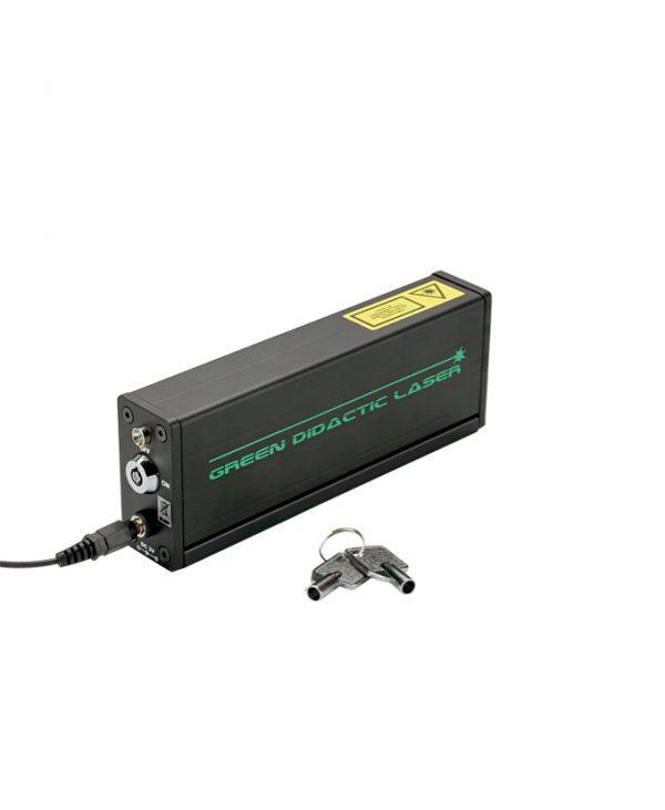 Zeleni diodni laser s adapterom za napajanje
