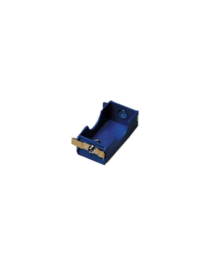 Držač baterije za 1 x D / R20, sa spojnicama