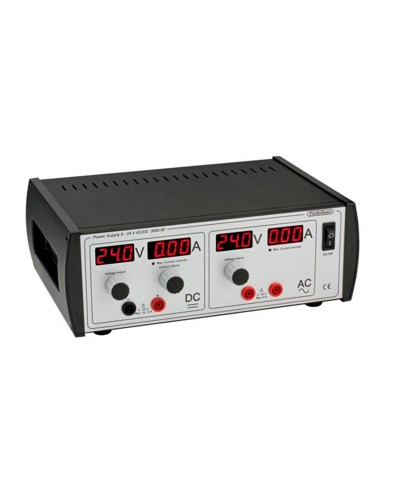 Izvor napajanja 0-24 V AC/DC, 230 V