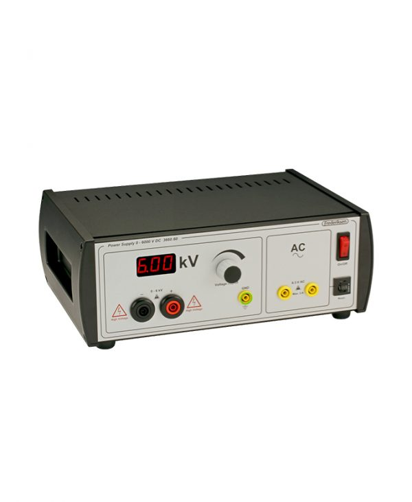 Izvor napajanja 0 – 6000 V DC