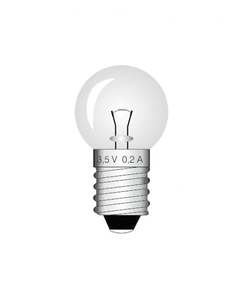 Žarulja, 3.5 V, 0.2 A