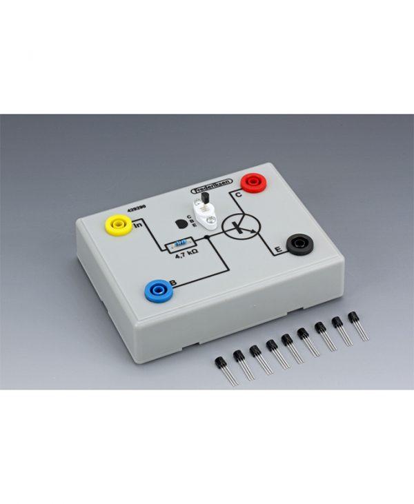 NPN tranzistor na postolju