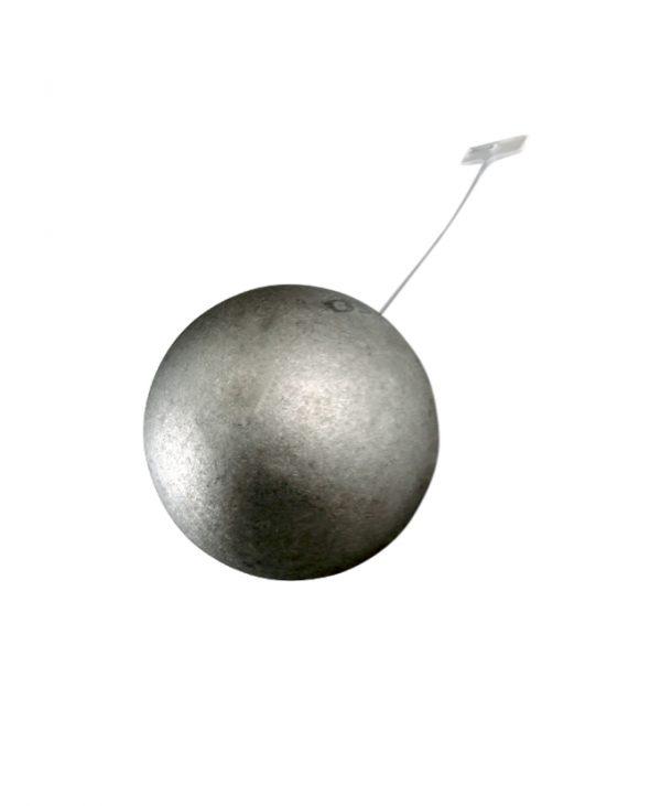 Metalizirana ping pong loptica