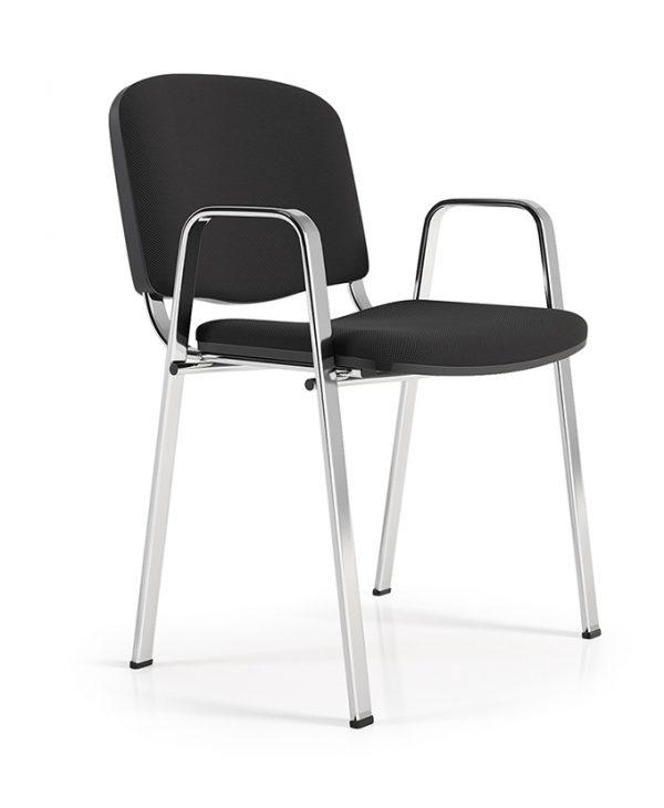Konferencijska stolica s rukonaslonima
