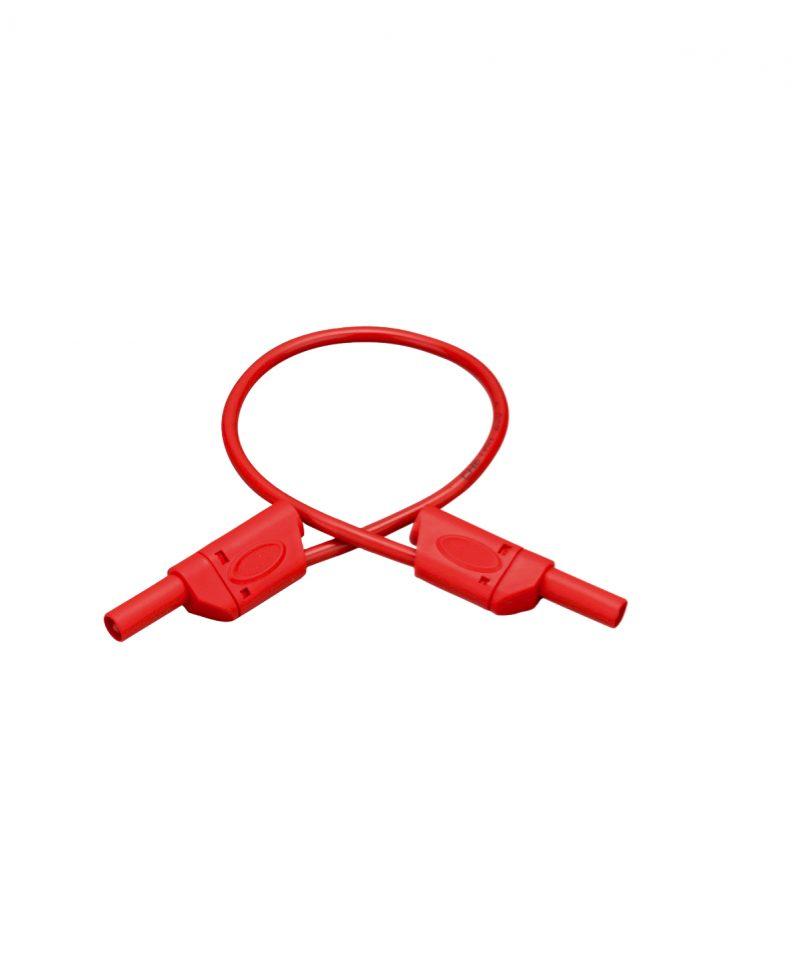 Sigurnosni kabel, PVC, 25 cm, crveni