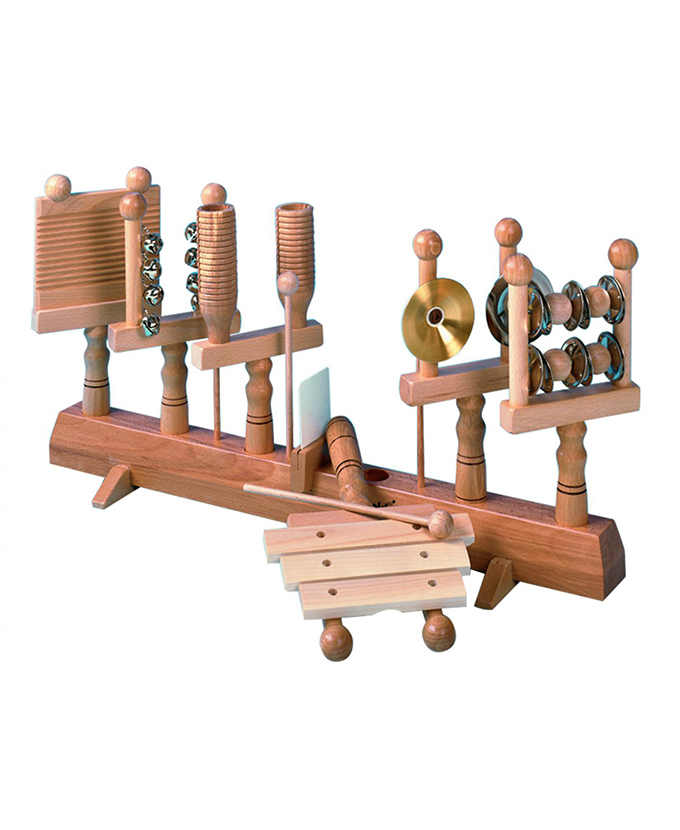 800-30190 Set udaraljki na stalku
