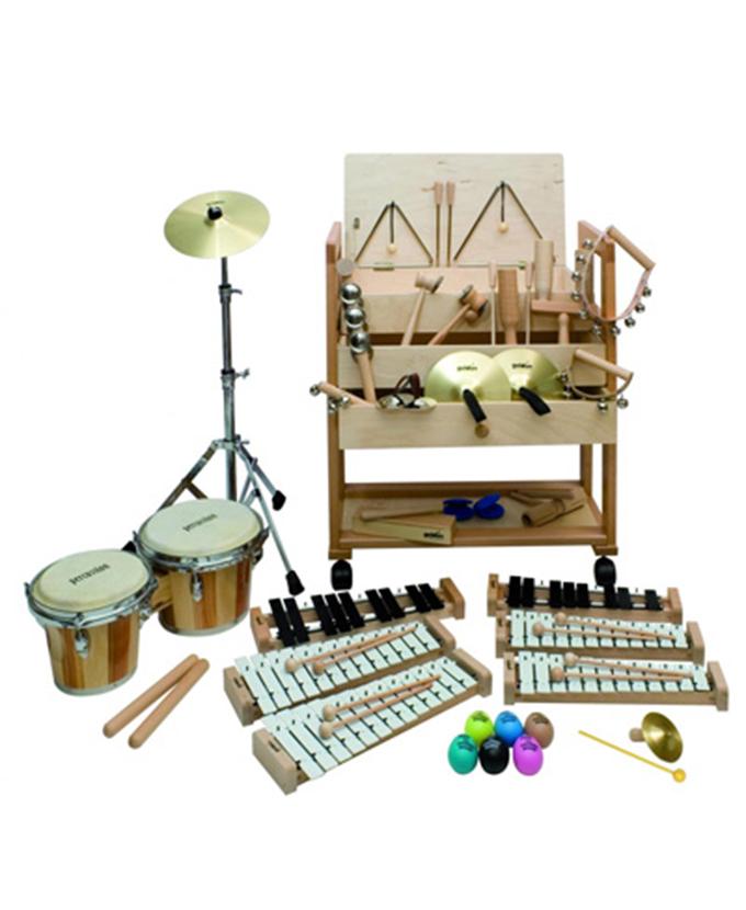 800-30512 Muzička kolica mala – Bongo izbor 1