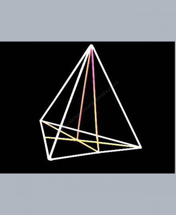 HG0033 Trostrana piramida