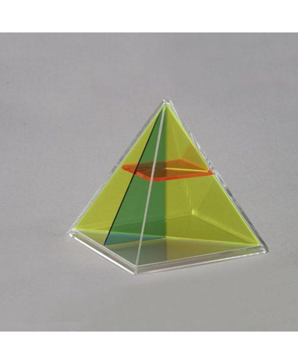 Geometrijski modeli - piramide