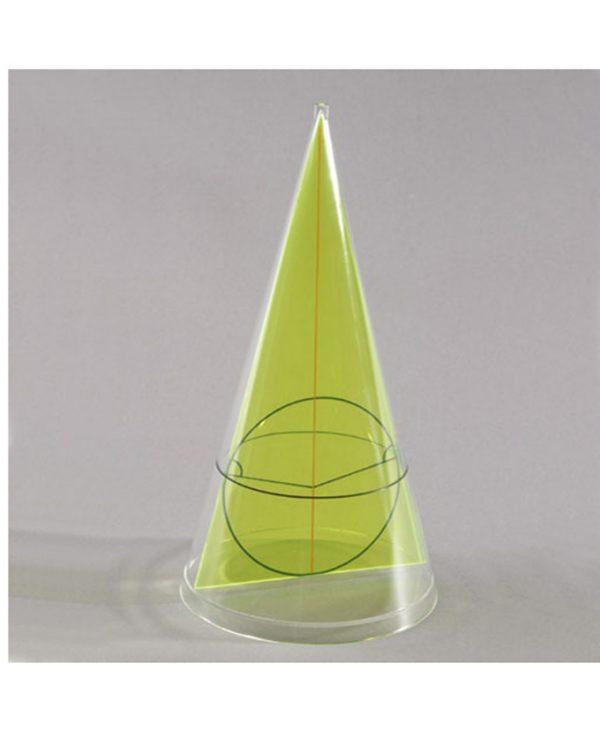 Geometrijski modeli - stožac