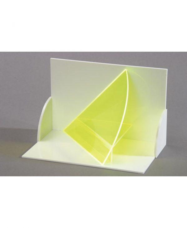 3D model projekcije tijela: Trodimenzionalni model paralelnog spoja u ravnini, paralelnog s horizontalnom ravninom projekcije