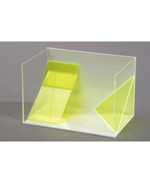 3D model sjecišta dvaju kosih ravnina i ravnine u proizvoljnoj kosini u tri visinska sustava.