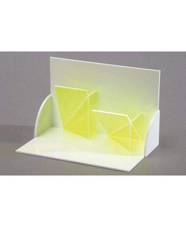 3D model vodoravne i okomite visine pravaca, prolazeći kroz osi prikaza