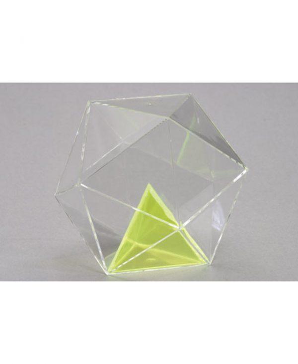 Piramida u ikosaedaru