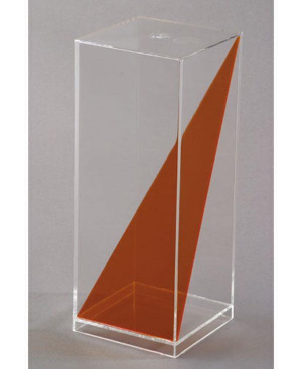 Kvadratna prizma s trokutastom dijagonalom