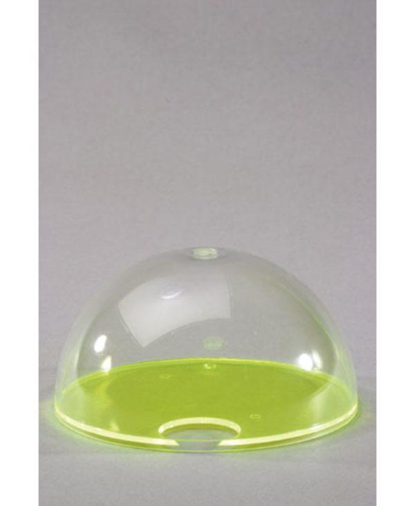 Polukugla (prozirna) model volumena