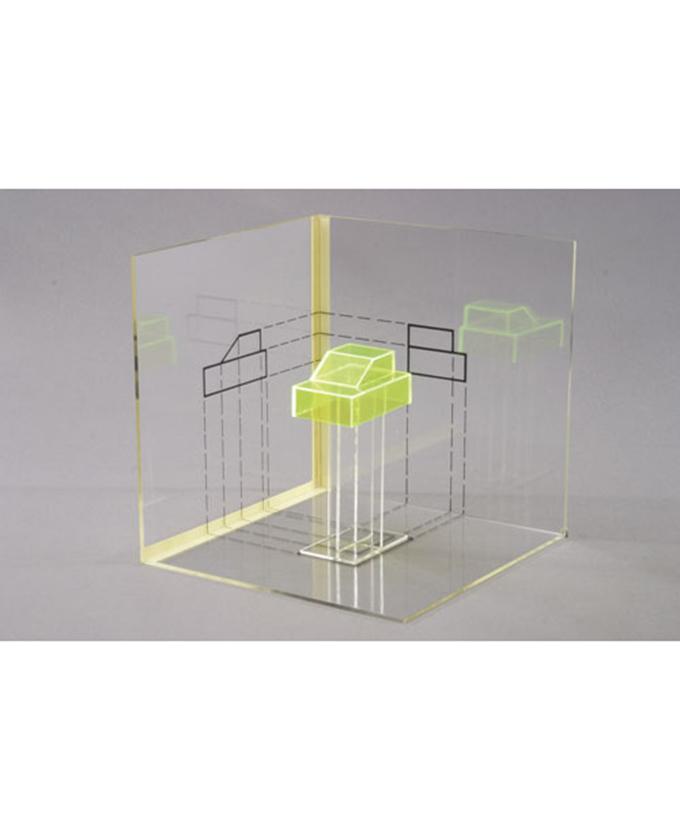 3D model projekcije tijela